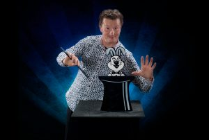 Goochelshow Magic John @ Wijkcentrum De Boerhoorn
