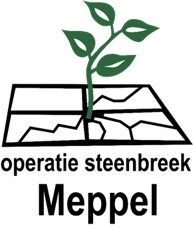 Logo Operatie Steenbreek Meppel